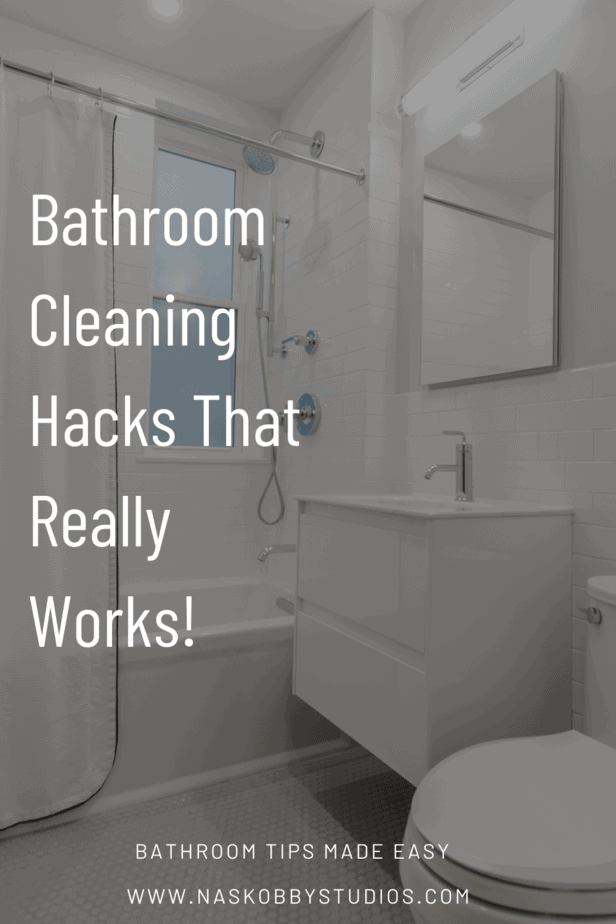 Amazing Tricks On Bathroom Cleaning Tips You Should Know